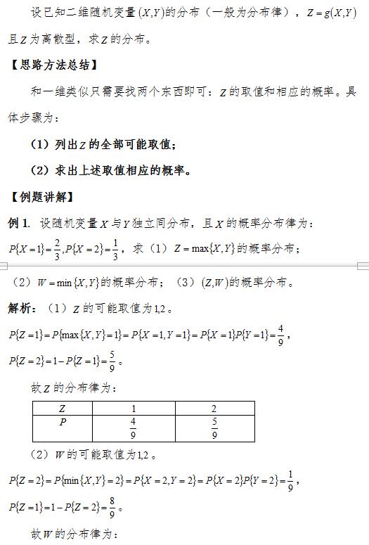 离散变量和连续变量
