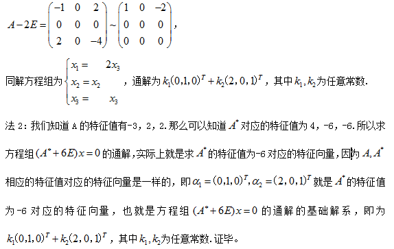 2017考研数学常见疑难问题盘点2