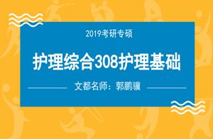 2019考研护理综合308护理基础(郭鹏骥)