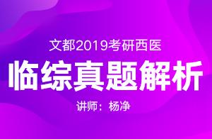 文都教育2019考研西综真题解析暨2020高分规划(杨净)02
